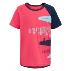 Kids Moab Shirts bright pink